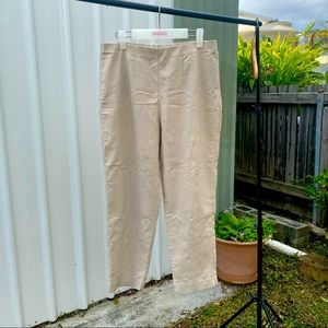 Vintage Katies Stretch High Waisted Tapered Pants